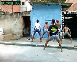 Dancing  just for Boys