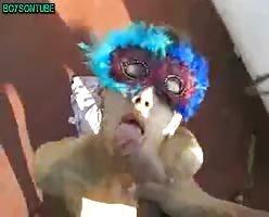 boquete gostoso do moleque mascarado