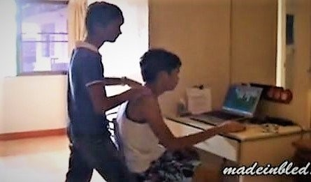 Thai gay teens
